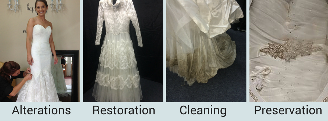 WEDDING GOWN INFO. | Drake Cleaners